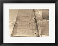 Framed Nautical Dream I