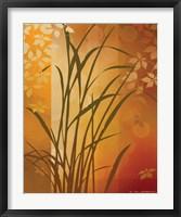 Framed Autumn Sunset II