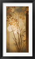 Framed Golden Heights I