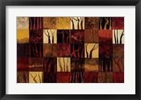 Framed Dark Trees