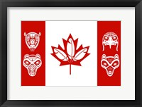 Framed Spirit of Canada