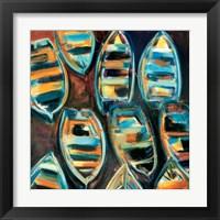 Framed Boat Pods