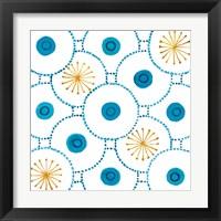 Framed Going Circles II