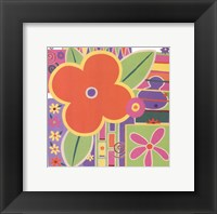 Framed Flower Power