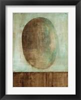 Framed Earthly Beginnings