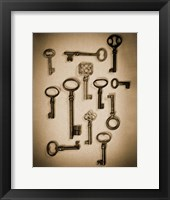 Framed Key Elements I