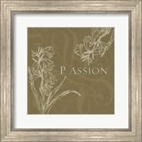 Framed Passion