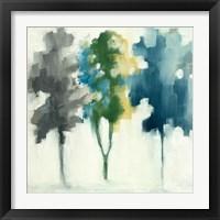 Framed Trees III