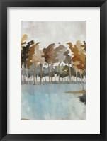 Wetlands II Framed Print