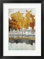 Framed Wetlands III