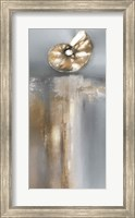Framed Silver and Gold Treasures II