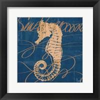 Framed By the Seashore II