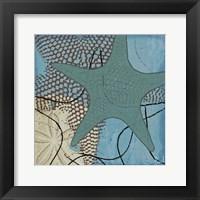 Framed Ocean's Delight I