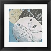 Framed Ocean's Delight IV