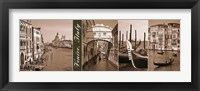 Framed Glimpse of Venice