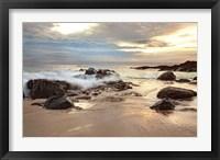 Framed Laguna Sunset