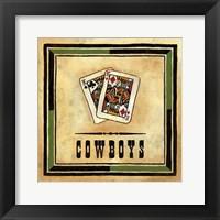 Framed Cowboys