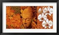 Framed Buddha Panel II