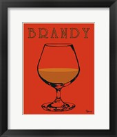 Framed Brandy