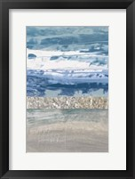 Framed Coastal Hues II