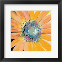 Framed Sunshine Flower IV