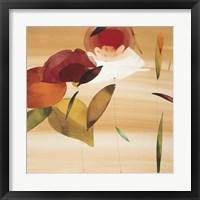 Framed Floral Inspiration II