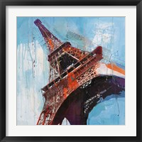Framed Lost in Paris