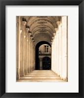 Framed Passage Marly