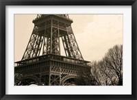 Framed La Belle Eiffel