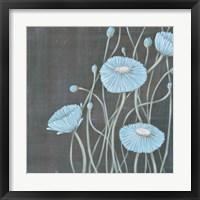 Framed Springing Blossoms I