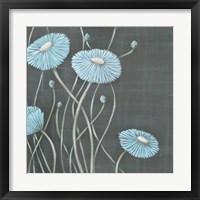 Framed Springing Blossoms II