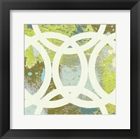 Framed Circling II