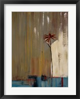 Framed Urban Bloom I