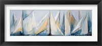 Framed First Sail II