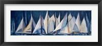 Framed Set Sail