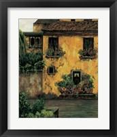 Framed Summer Villa