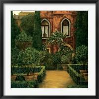 Framed Jardin Verona