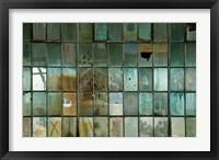 Framed Broken
