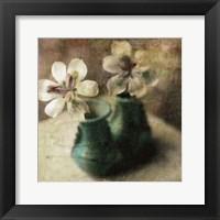 Framed Nature's Blossoms IV