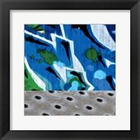 Framed Street Flow IV