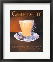 Framed Urban Caffe Latte