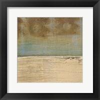 Framed Wild Blue Yonder
