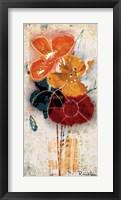 Framed Floral Scents I