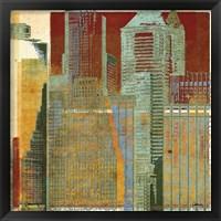 Framed Urban Blocks I