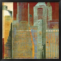 Framed Urban Blocks I