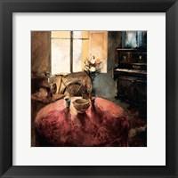 Framed Studio Interior