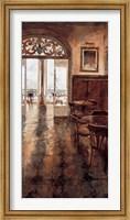 Framed Grand Cafe Cappuccino II