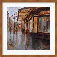 Framed Gran Cafe