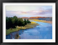 Framed Royal River