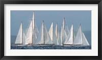 Framed Sailing Team